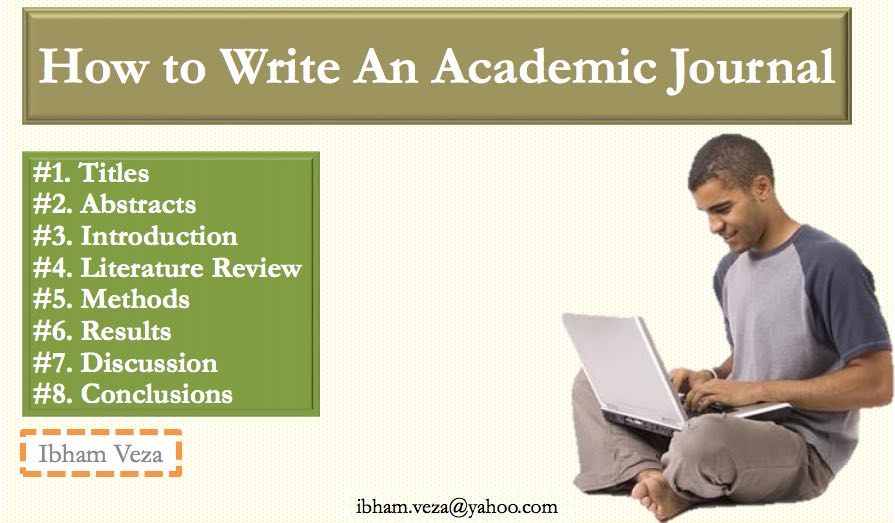 How To Write A Academic Paper
